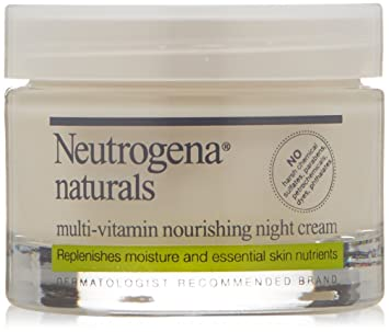 2 Pack - Neutrogena Naturals Nourishing Night Cream 1.7oz Each Humphreys Maravilla Witch Hazel 16 oz (Pack of 2)