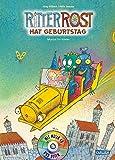 Ritter Rost hat Geburtstag: Buch mit CD
