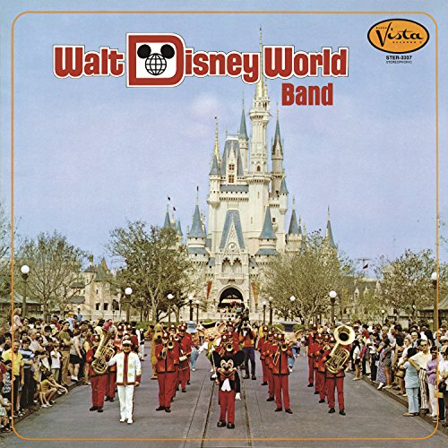 walt disney world official album - 5
