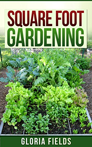 organic square foot gardening - 6