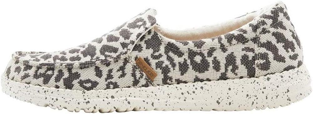 Hey Dude Womens Misty Woven Loafer