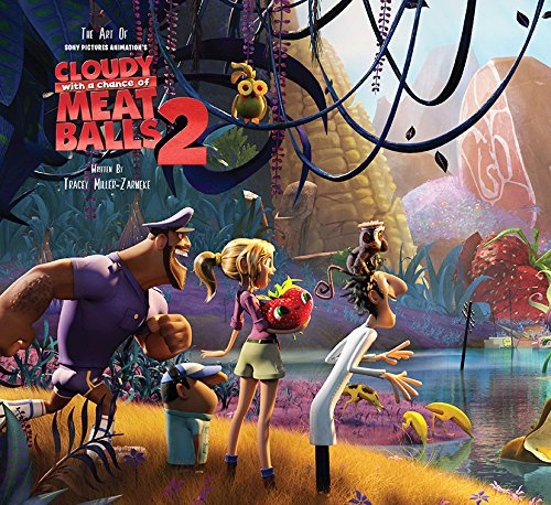 Two Meatballs - The Art of Cloudy with a Chance of Meatballs 2
