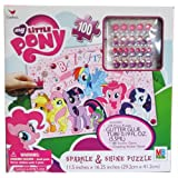 Cardinal My Little Pony Sparkle and Shine 100-Piece Puzzle