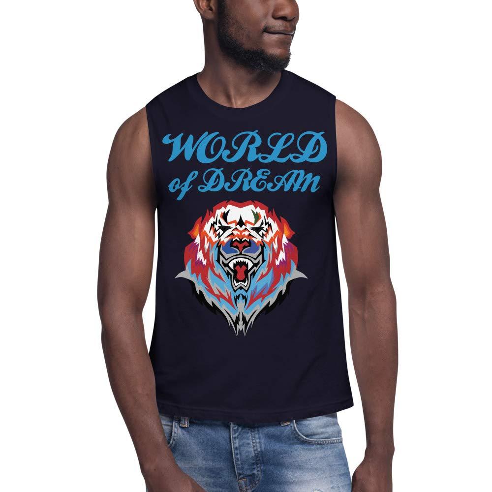 WDEUUSA Muscle Shirt