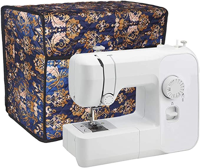QEES Funda para máquina de coser, bolsa para máquina de coser ...