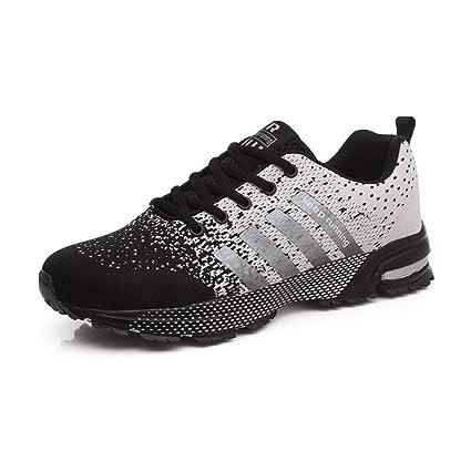 YAYADI Las Mujeres Zapatillas De Deporte Al Aire Libre En Verano Mujer Transpirable Luz Sneakers Adulto