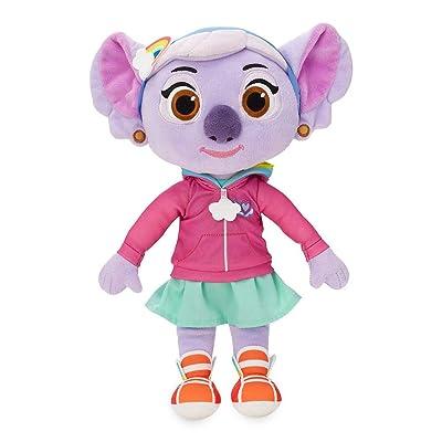 Disney KC Plush – T.O.T.S. – Medium – 14 1/2'': Toys & Games