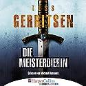 Die Meisterdiebin Audiobook by Tess Gerritsen Narrated by Michael Hansonis