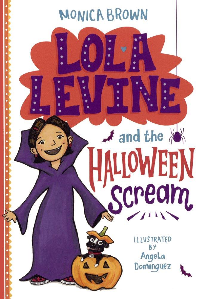 Read Online Lola Levine And The Halloween Scream (Turtleback School & Library Binding Edition) pdf epub
