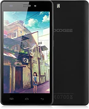 DOOGEE X5 Pro - 4G LTE Smartphone Libre Android 5.1 (HD Pantalla 5 ...