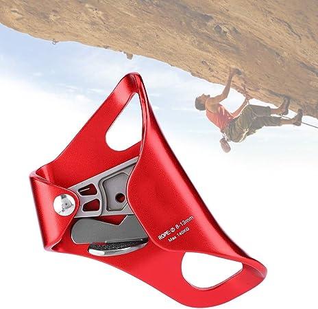 KSTE Ascendente de Pecho - Ascendente de Ascenso de Alpinismo, Ascendente Abdominal de Ascenso, Equipo de Alpinismo de Escalada, Abrazadera de Cuerda ...