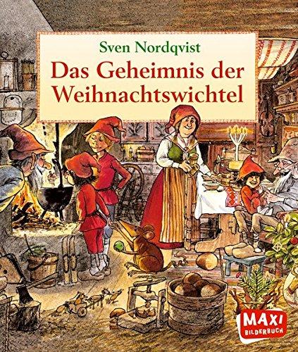 MAXI Das Geheimnis der Weihnachtswichtel