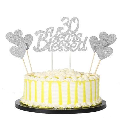 Gold We Still Do 50th Cake Topper