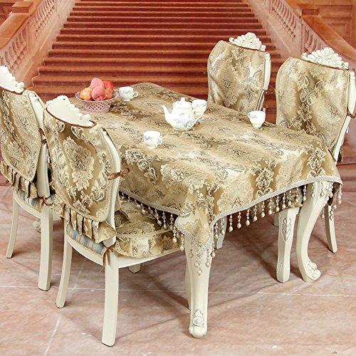 TRE [High-end European-style wallpaper]/ table cloth/Luxury Luxury fabric/ table cloth/ table cloth-B 145x210cm(57x83inch)