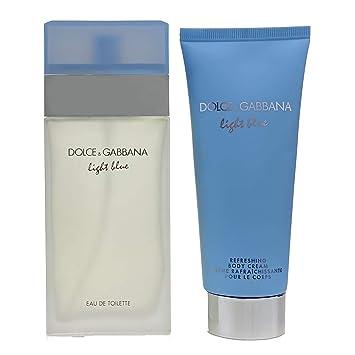 Dolce & Gabbana Light Blue EDT 100 ml + BC 100 ml (woman