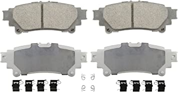 BRAND NEW! Wagner TQ Disc Brake Pads Set ThermoQuiet MX918A