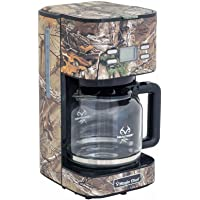 Deals on Magic Chef 12-Cup Realtree Xtra Camoflauge Drip Coffee Maker