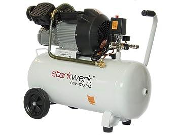 Mecanismo de alta compresor de aire comprimido 405/8/50 3 PS: Amazon.es: Bricolaje y herramientas