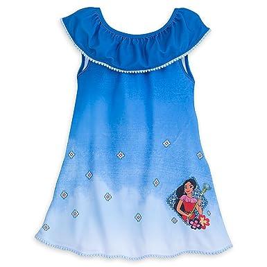 b4109eb2d1f07 Amazon.com: Disney Elena of Avalor Cover-Up for Girls: Clothing