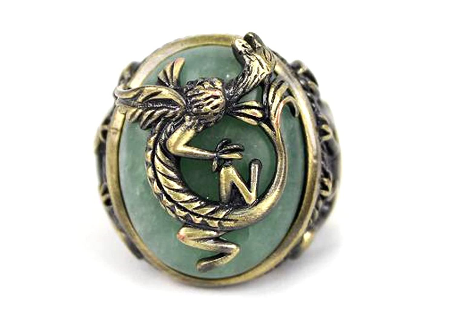 Quality Jack Sparrow Dragon Ring