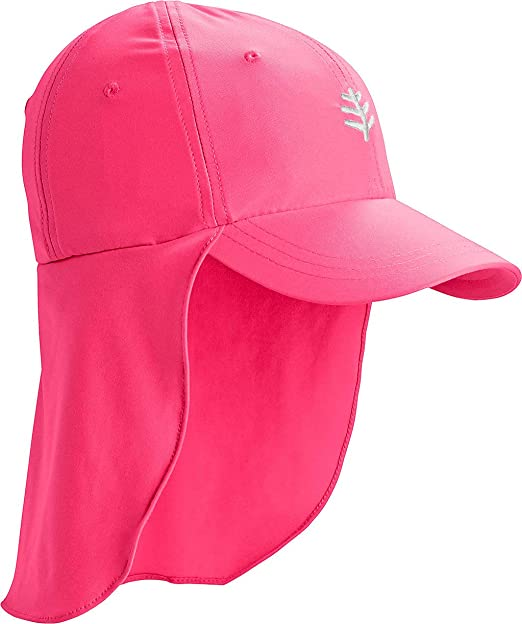 Coolibar UPF 50 Kids/' Surfs Up All Sport Hat