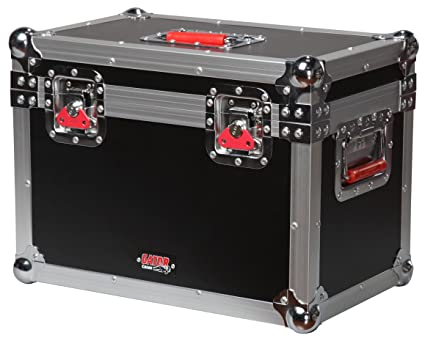 bce7be62b Gator Cases G-TOUR Series ATA Style Road Case for Mini Electric Guitar Amp  Heads