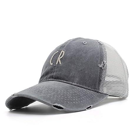 YUANBAOG Gorra de béisbol Mujer Marca Snapback Caps Hombres ...