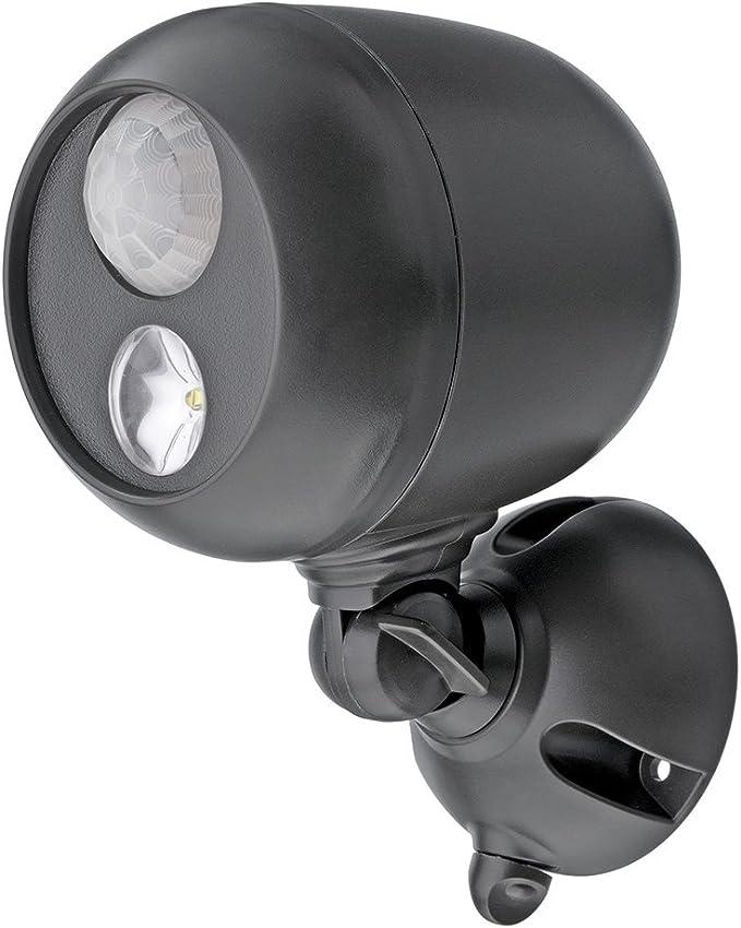 Mr Beams MB360s LED Scheinwerfer braun mit Bewegungsmelder inkl Erdspieß