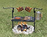 Texsport Heavy Duty Adjustable Outdoor Camping