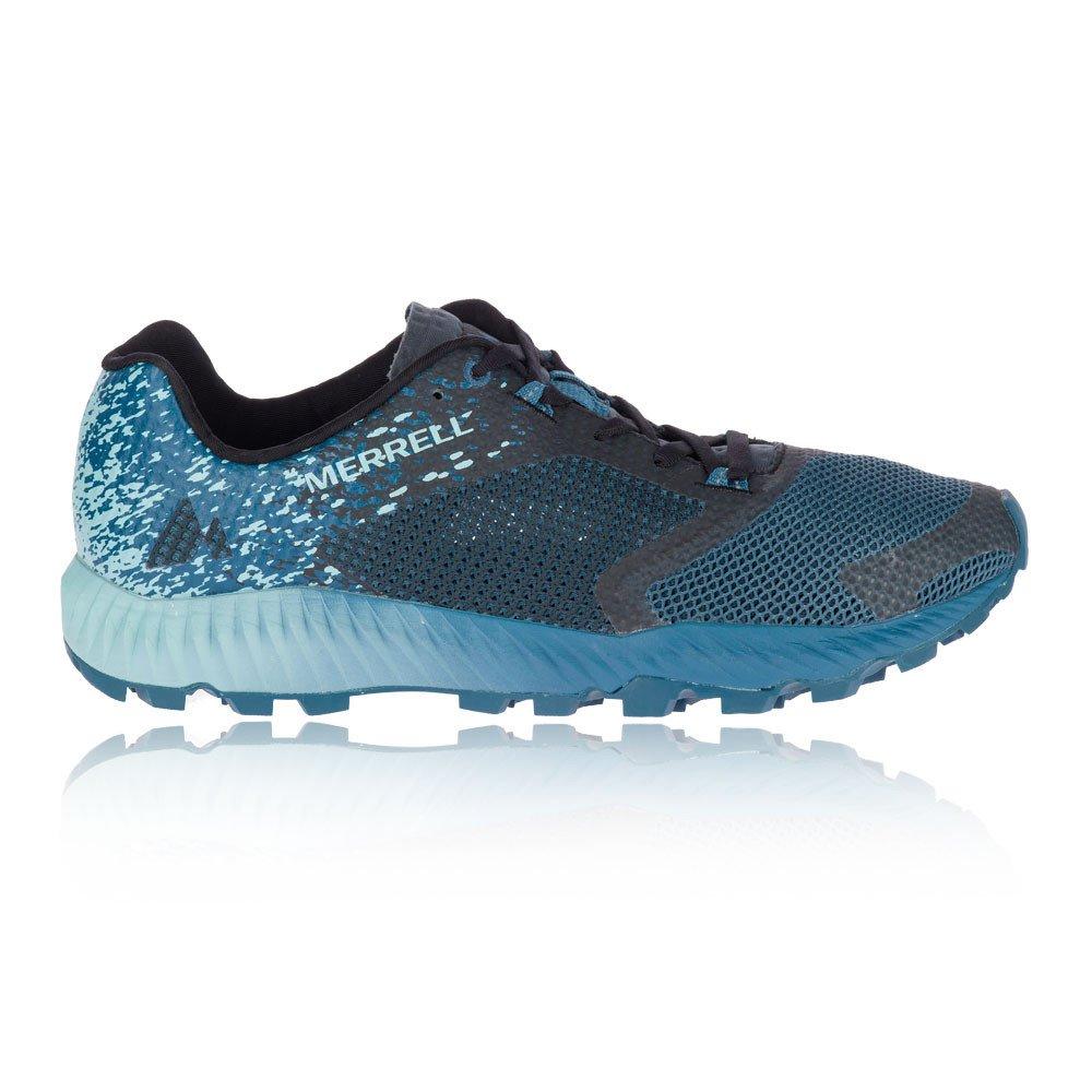 Merrell J77649, Zapatillas de Running para Asfalto para Hombre 42 EU|Azul (Legion/Slate Legion/Slate)