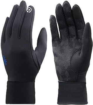 Winter Touchscreen Gloves Warm Smartphone Texting Non-Slip Cycling Bike Walking