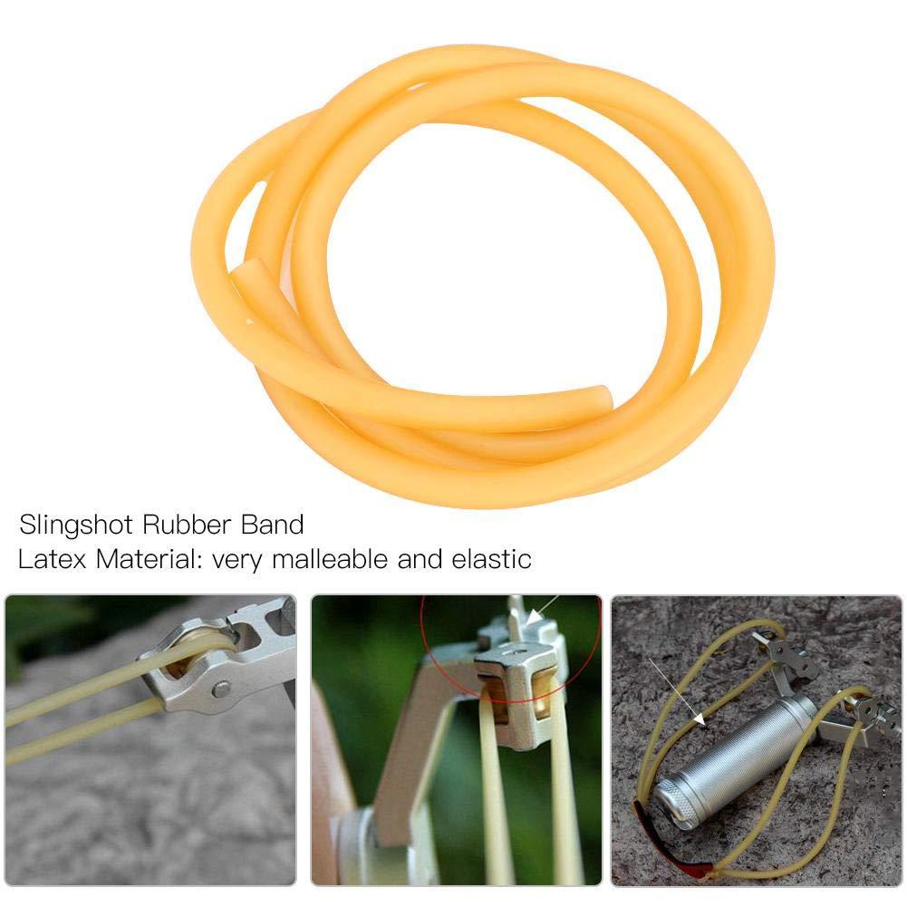 10M 3060 Banda di tubi in lattice naturale per tiro a segno 1//3//5 1m Banda di lattice da caccia