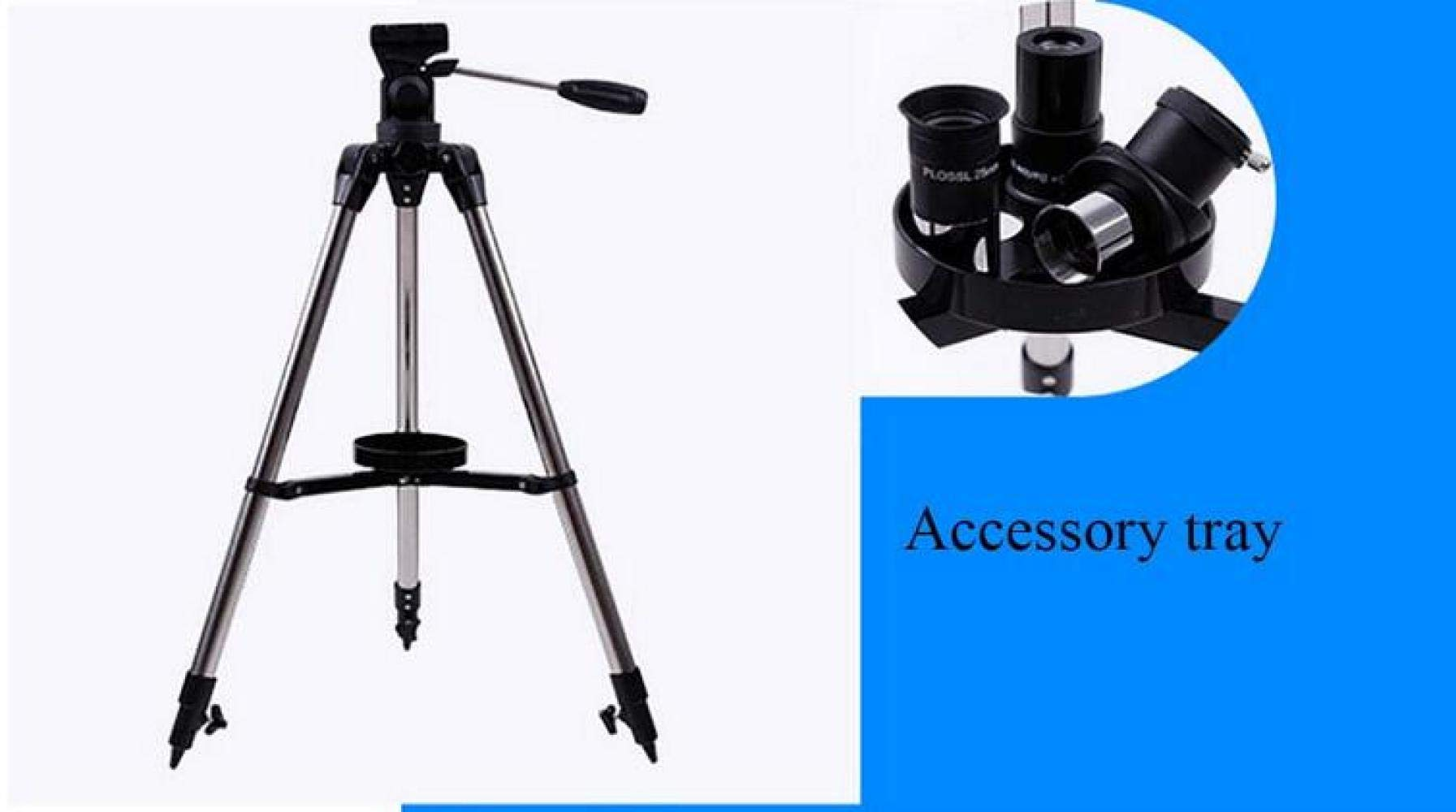 CTO Telescope Advanced Science Student Set Educational Discovery School with Tripod and Many Accessories,A,Telescope by CTO (Image #7)