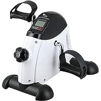himaly Mini-fiet pedaaltrainer hometrainer bewegingstrainer arm- en beentrainer fiets fitnessapparaat met LCD-monitor…