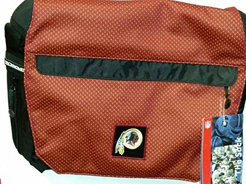 NFL Sport Messenger Bag, ''Washington Redskins'' NEW by THE SACK