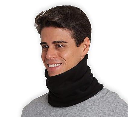 834b4bef32f Amazon.com  Tough Headwear Fleece Neck Warmer - Neck Gaiter Tube ...