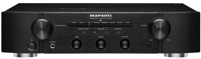 Marantz PM6005 Hi-Fi Integrated Amplifier with Digital Inputs