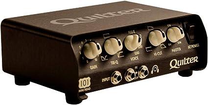 3f84d0f4a5 Amazon.com: Quilter Guitar Amplifier Head, Black (101-MINI: Musical ...