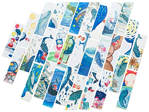 Fairy Tales Theme Colorful Bookmarks for Kids Teens Boys Girls, 30PCS (Fairy Tales) - Fairy Bookmark