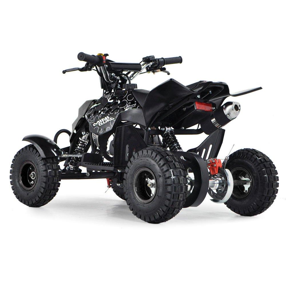 Uncategorized Pictures Of Quads funbikes kids mini quad bike 49cc 50cc petrol ride on atv midi black amazon co uk toys games