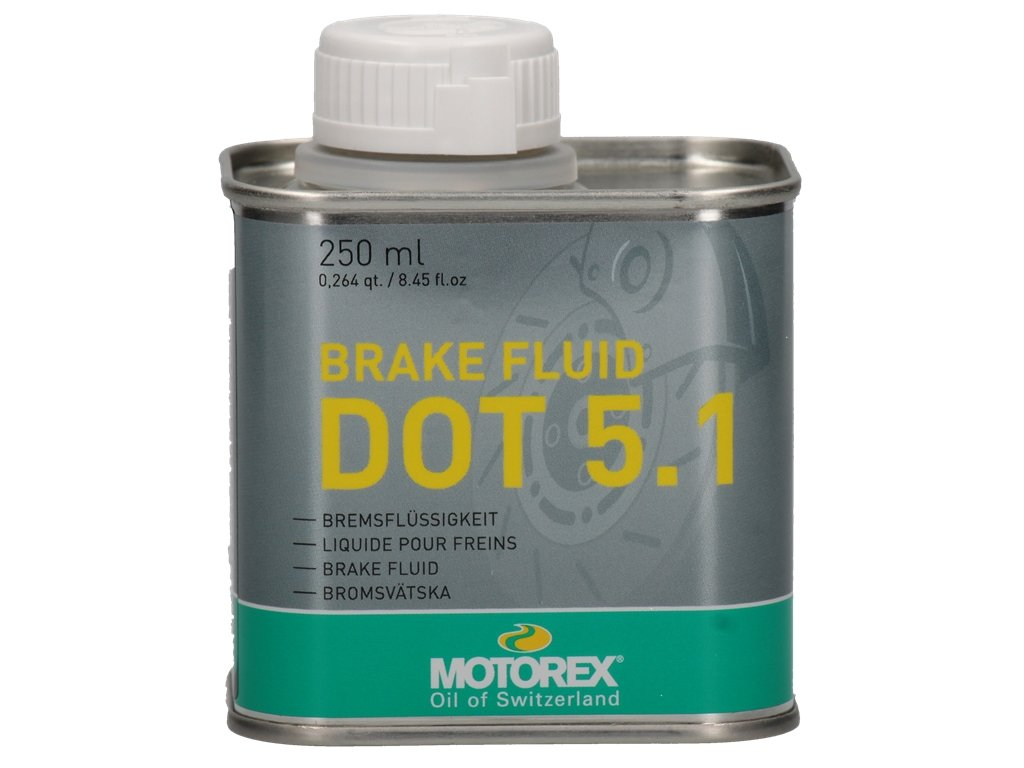 Motorex Brake Fluid DOT 5.1  liquido freni 250  ML 300287