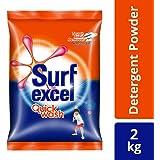 Surf Excel Quick Wash Detergent Powder - 2 kg