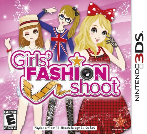 Girls' Fashion Shoot - Nintendo 3DS by Solutions 2 Go