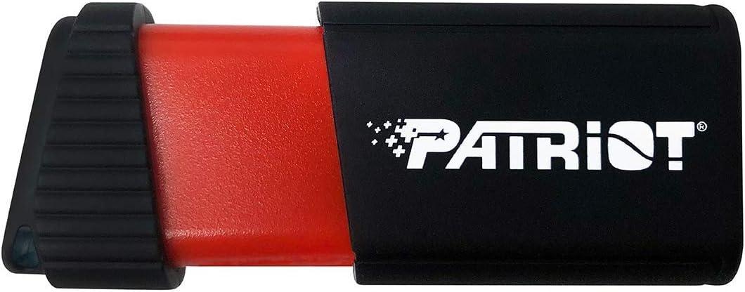 Patriot Memory Supersonic Rage Elite 256GB Chiavetta USB 3.1 velocit/à fino a 400 MB//sec PEF256GSRE3USB