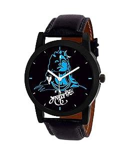 Watch City Blue Mahadev Analogue Men's Watch