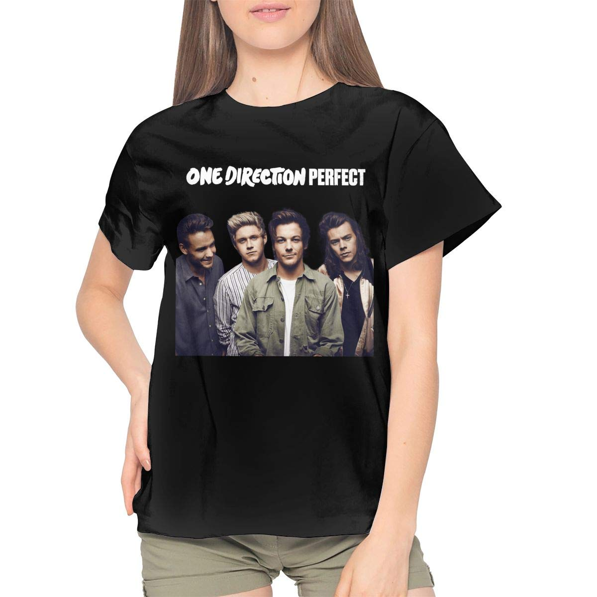One Direction Graphic Cute Tshirt