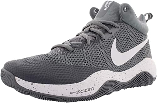 Zoom Rev Ankle-High Basketball Shoe