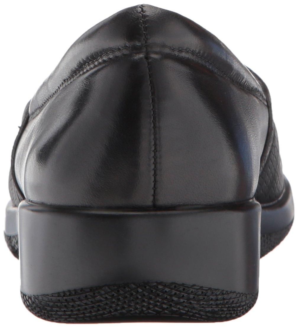 SoftWalk Women's Adora Flat B071FHZPRC 11.5 B(M) US|Black