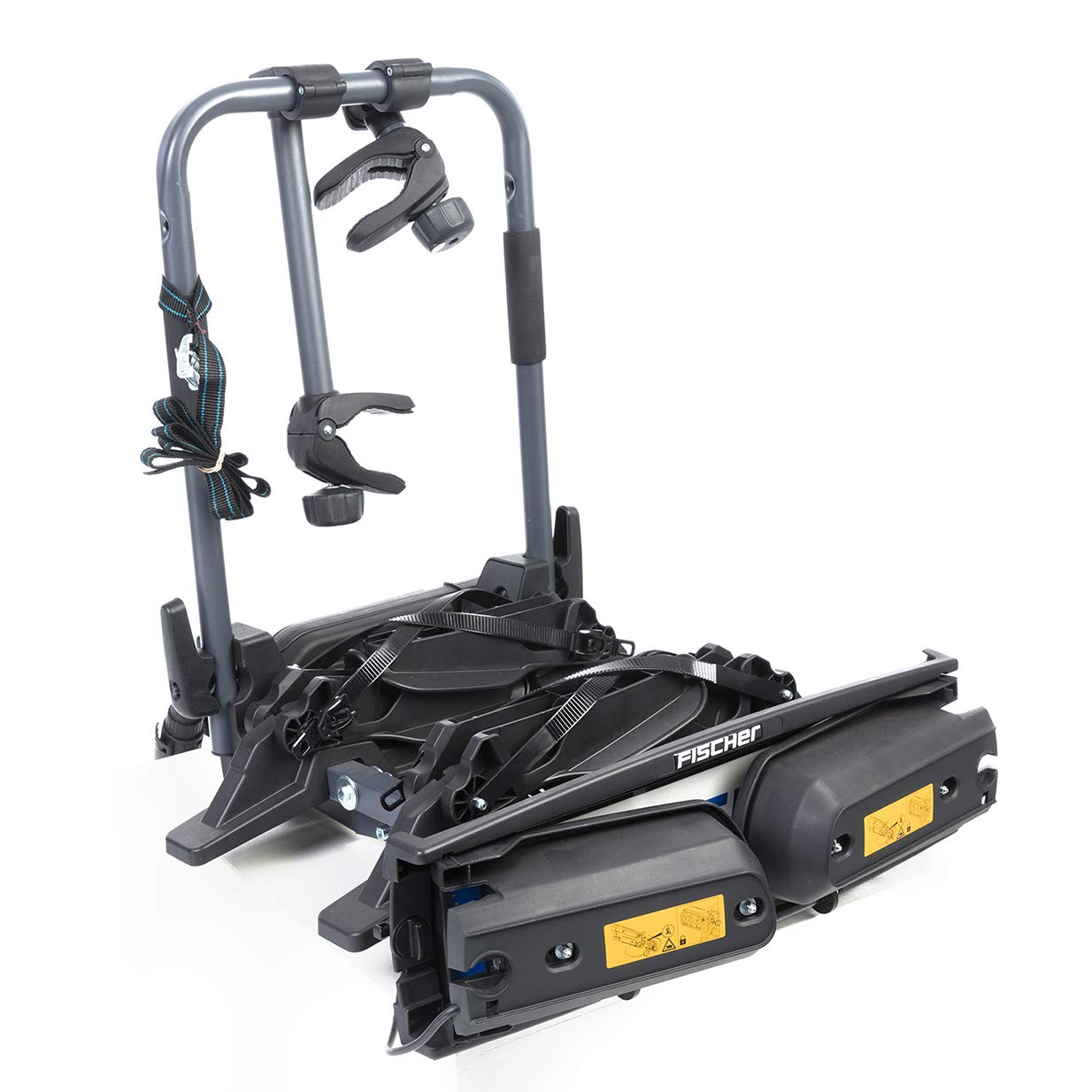 Fischer 126001/Proline Evo Bicycle Carrier for 2/Bicycles or Electric Bikes