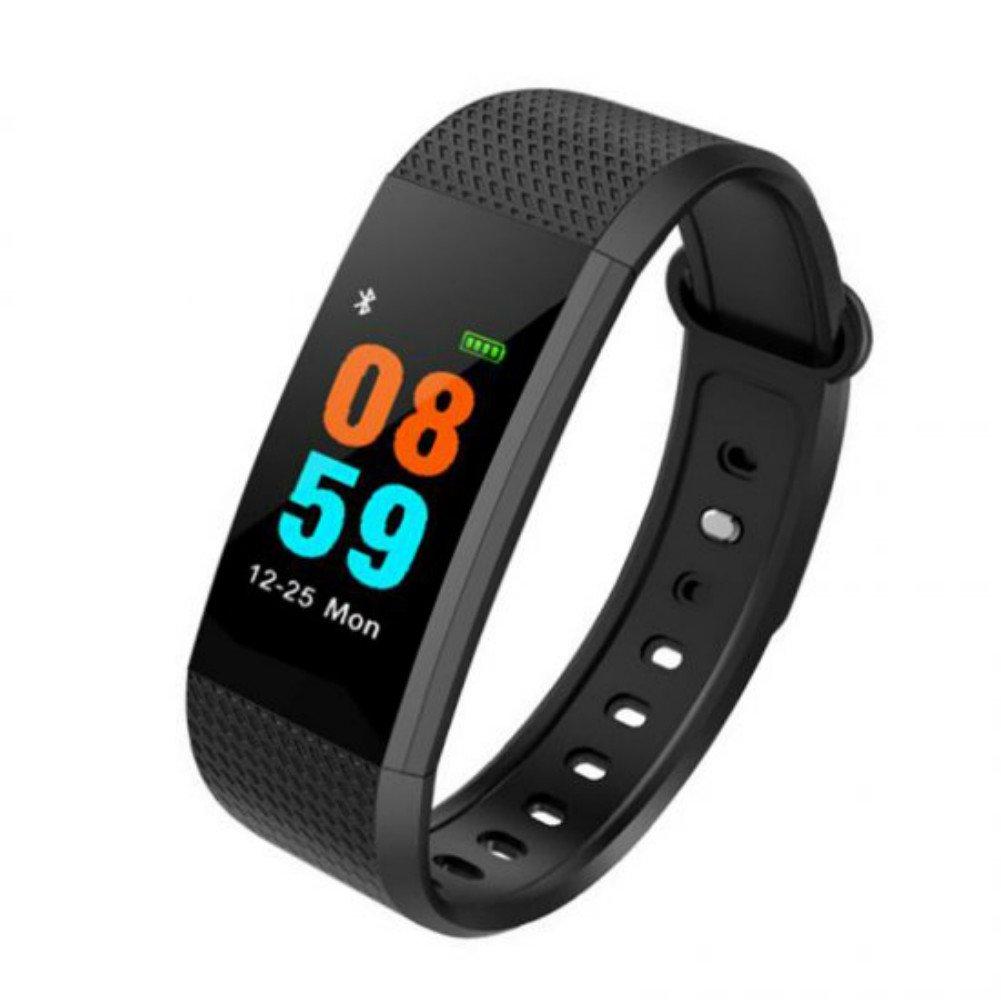 Enshey Smart Wrist Watch Bracelet,Waterproof Fitness Health Wristband Bluetooth Pedometer/Heart Rate/Blood Oxygen/Tracker